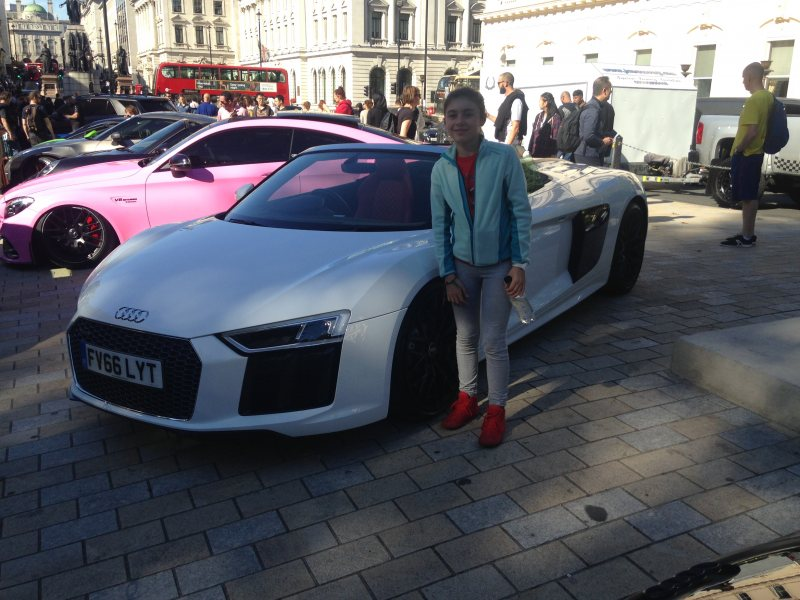London Supercar Rally