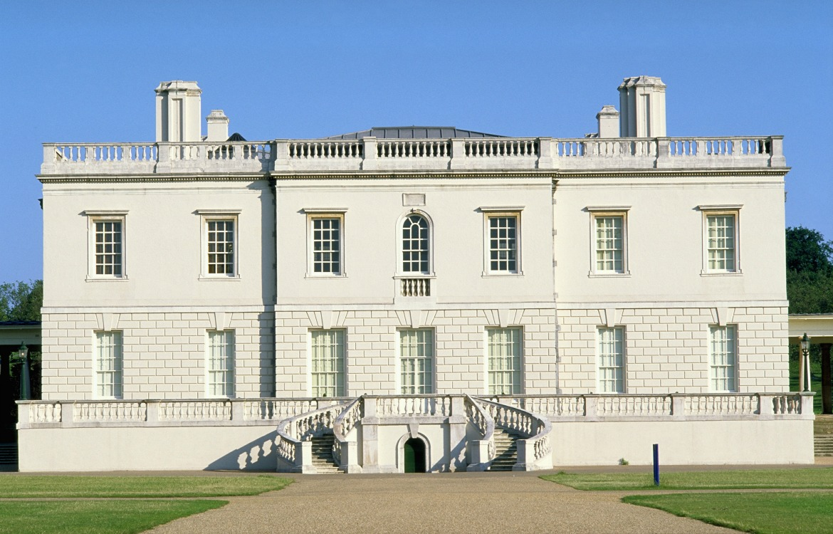 Queens House Greenwich London UK