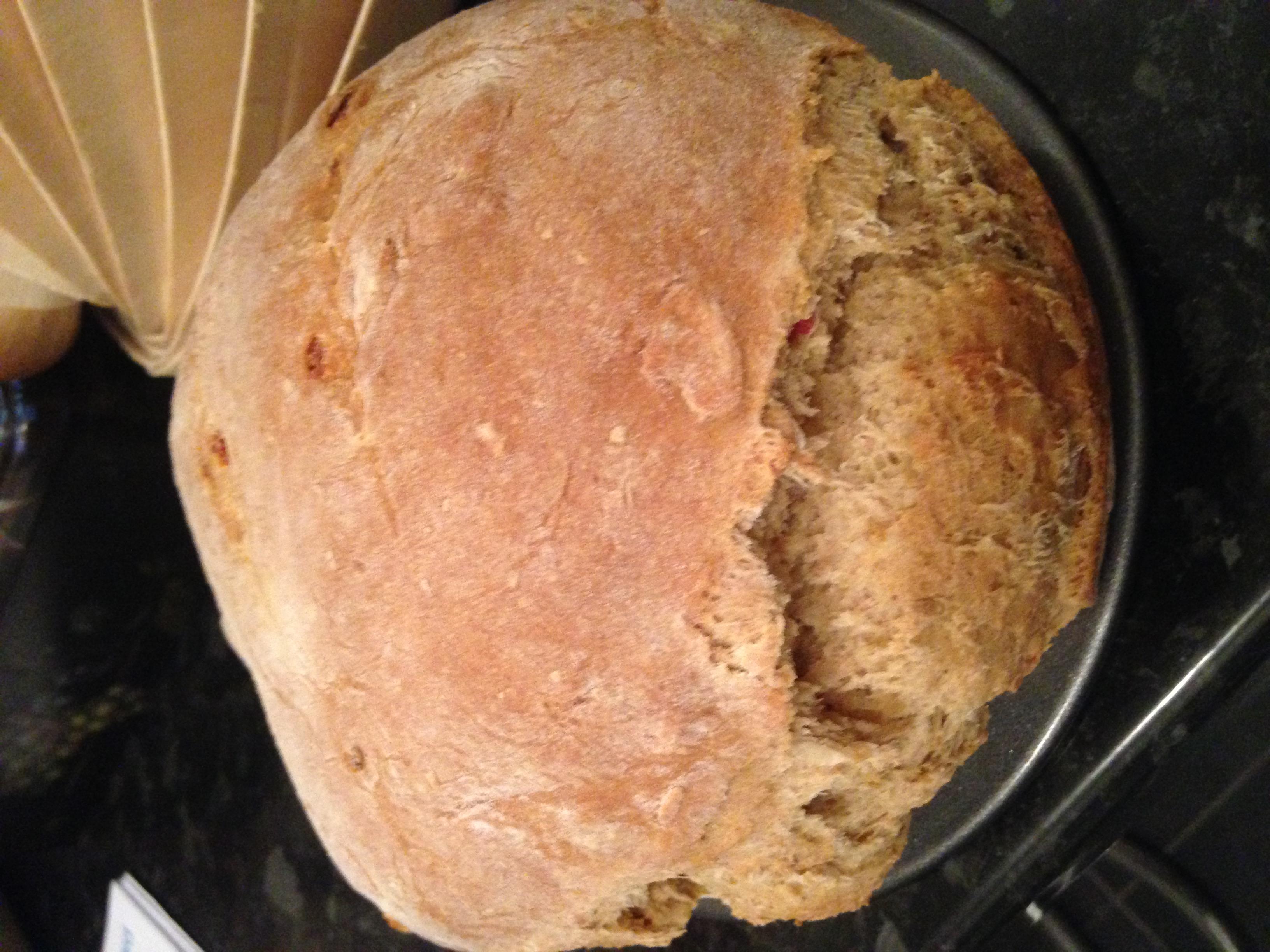 I made Jamie's Loaf