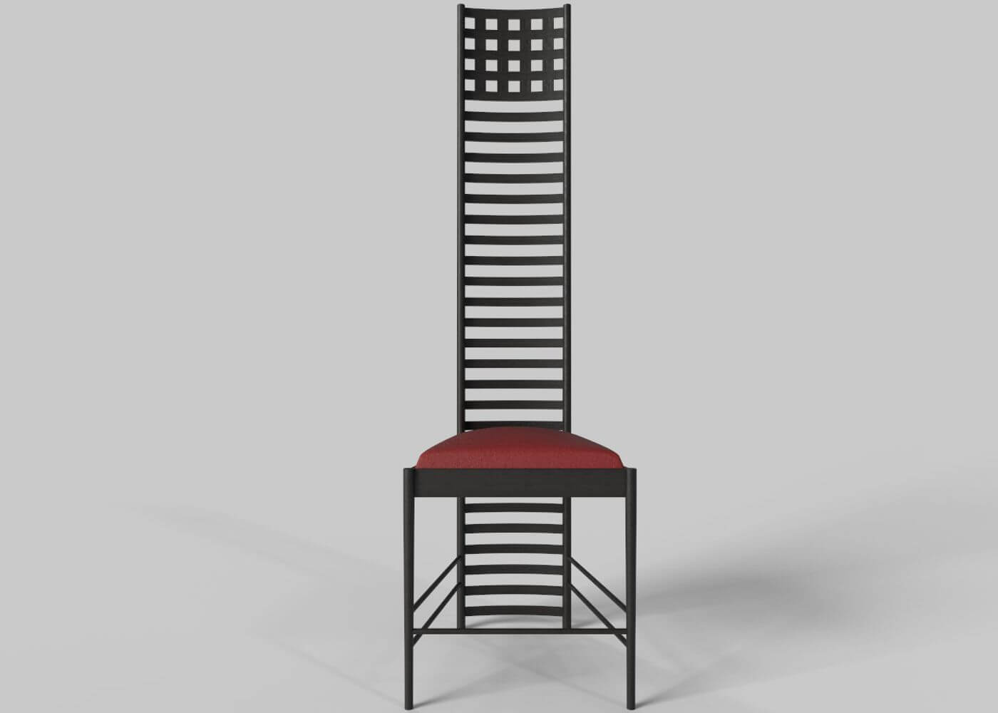 Is the Charles Rennie Mackintosh Chair still popular?