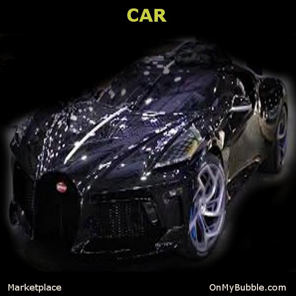 Super Car Image