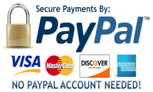 Now Accepting Payments By PayPal