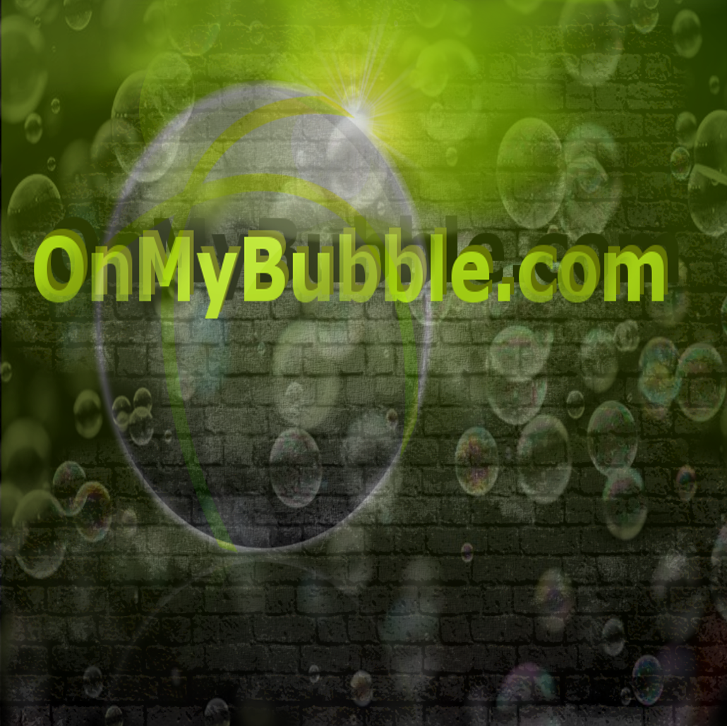 OnMyBubble.com Home Page