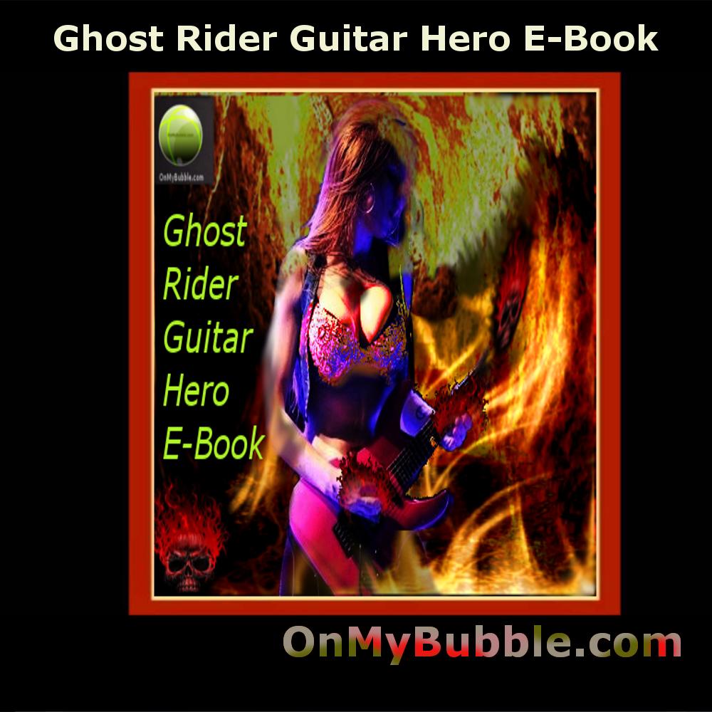 Ghost Rider Guitar Hero E-Book