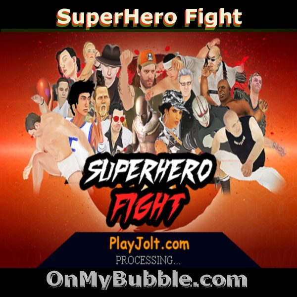 SuperHero_Fight