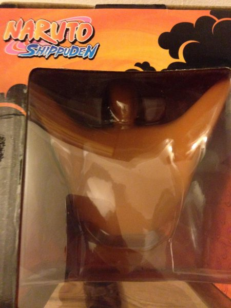 NARUTO SHIPPUDEN KYUBI 3D NINE-TAILS MUG