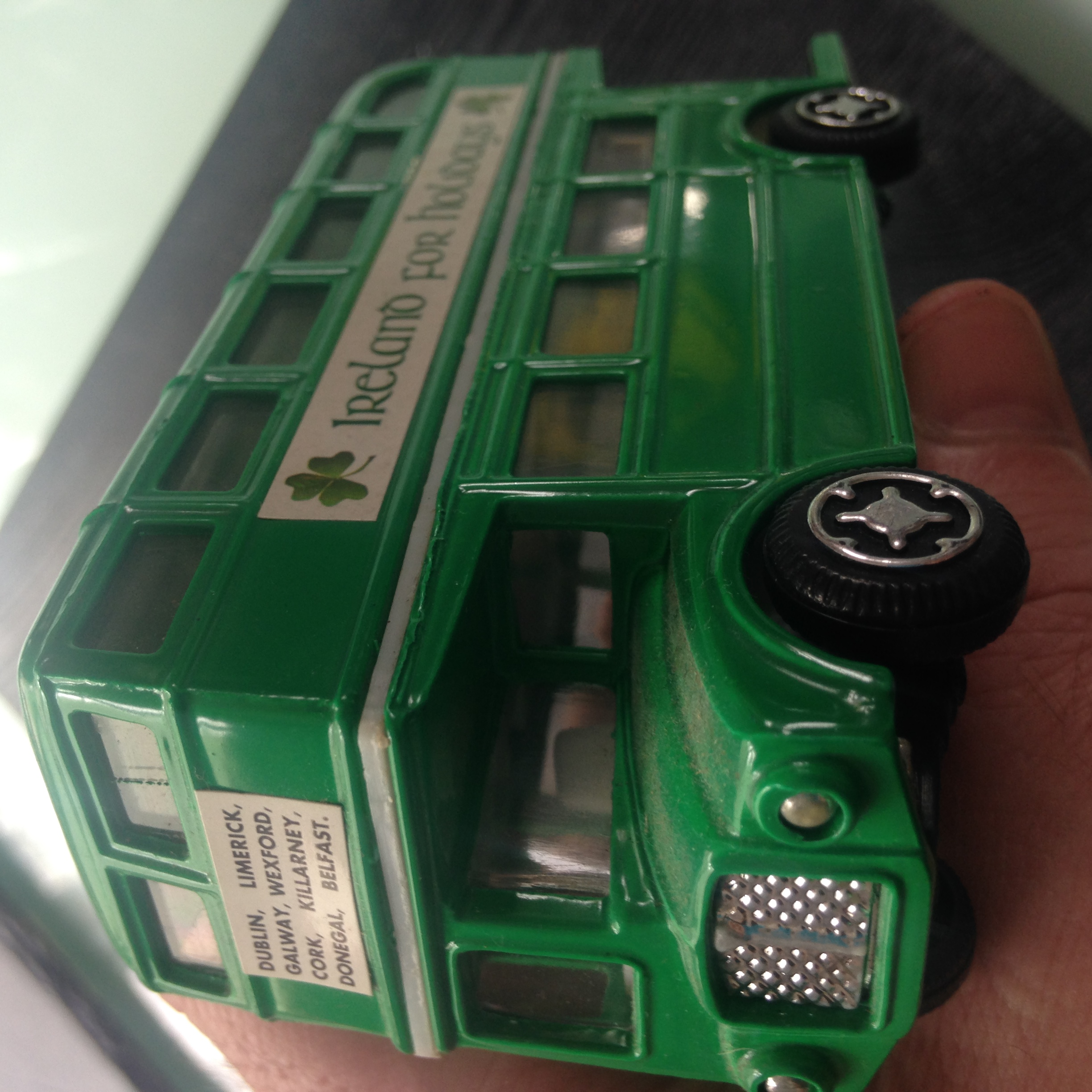 Dublin Bus Toy Collection