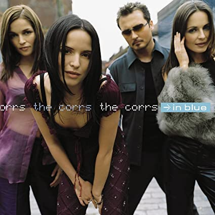 THE CORRS - IN BLUE - CD ALBUM [SPECIAL EDITION]