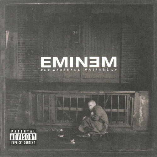 Eminem : The Marshall Mathers LP CD (2003)