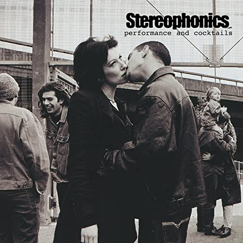 Stereophonics performance and cocktails CD - NO COVER