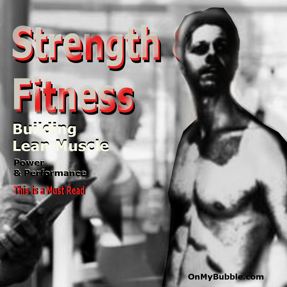 fitness blog with articles written by qualified fitness professionals related to subjects such as exercise, diet supplements, circuit training, high and low intensity aerobics and weight training for sports and general fitness.