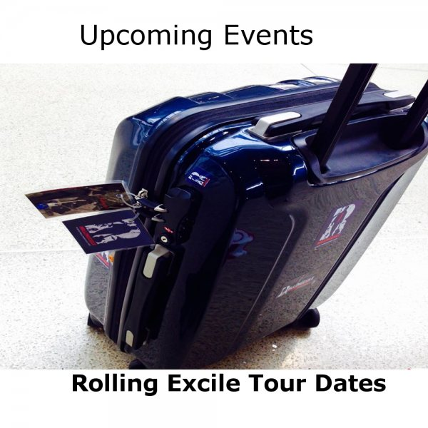 Rolling Excile Tour Baggage