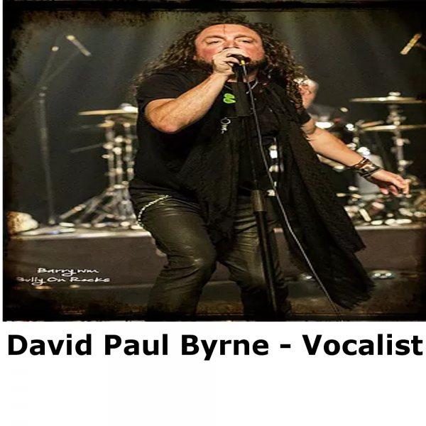 David Paul Byrne Vocalist