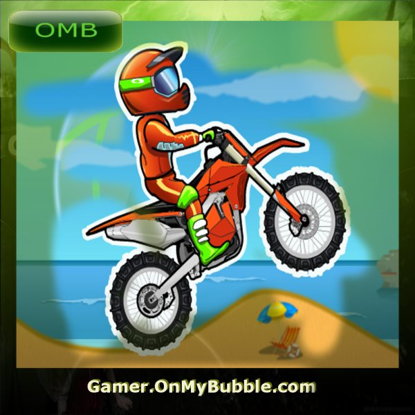 Moto Biker The Awesome Game