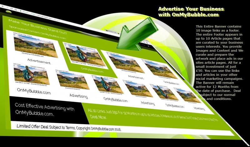 Amazing Online Advertising Deal